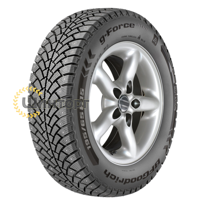 Автошина BFGoodrich 195/60R15 92Q XL G-Force Stud TL (шип.)