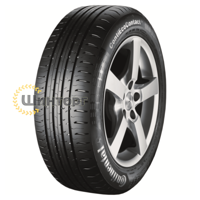 Автошина Continental 175/65R15 84T ContiEcoContact 5 TL